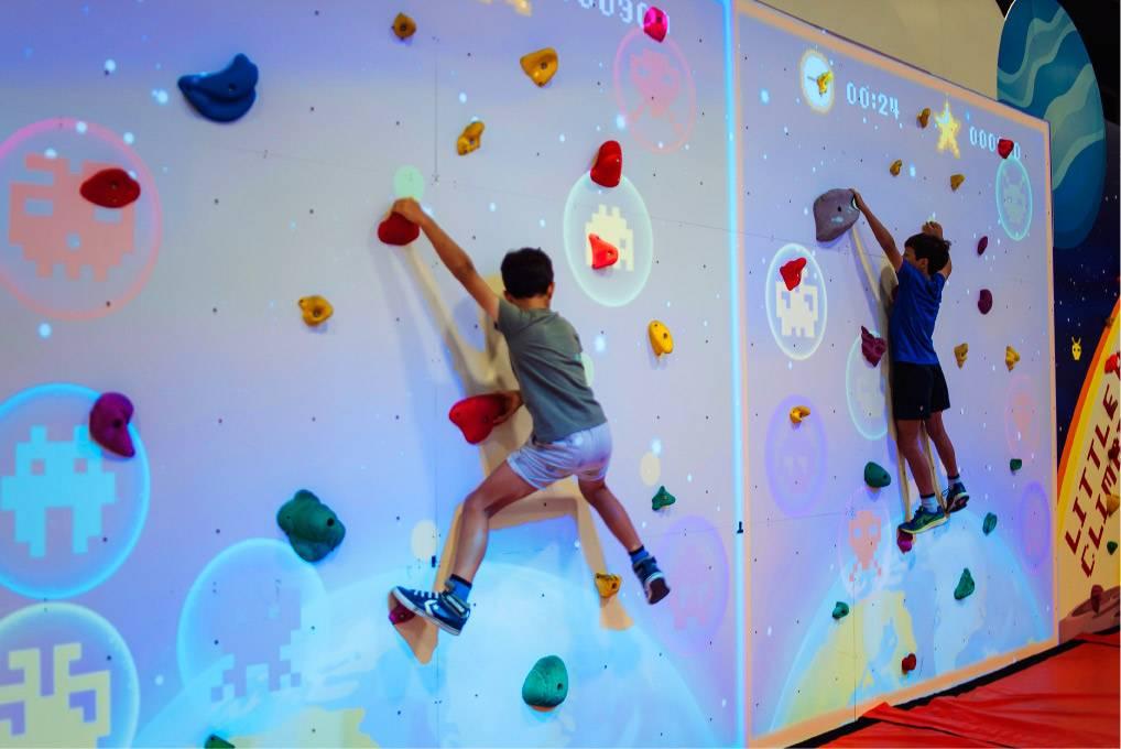 IMDA Interactive Projection Rock Climbing Challenge -06