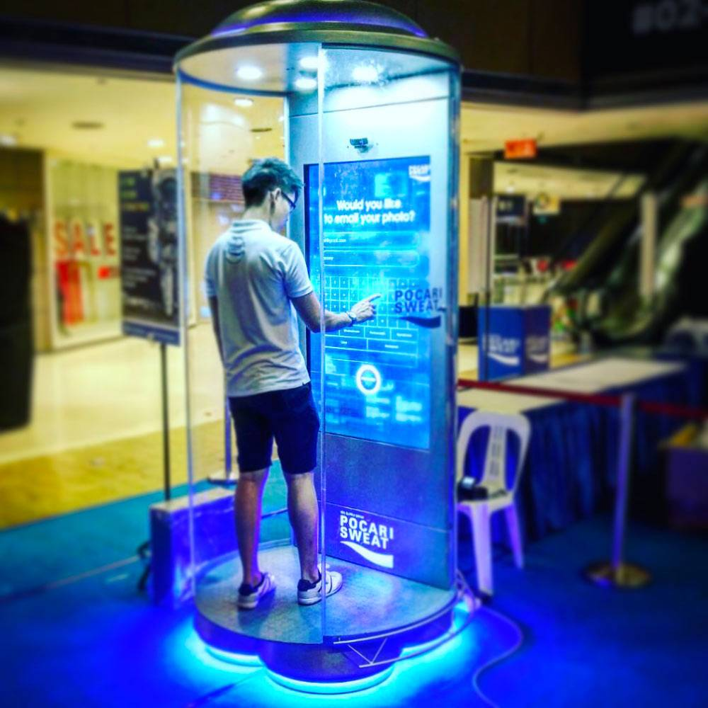 Self-Service Photo Booth